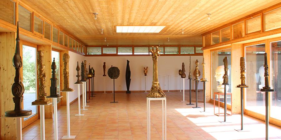 Ausstellungspavillon Wander Bertoni Ansicht 1