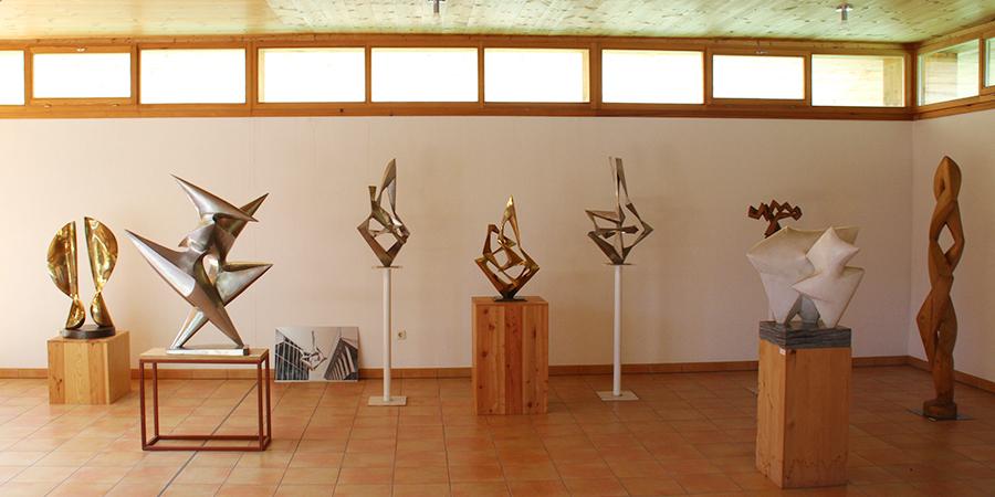 Ausstellungspavillon Wander Bertoni Ansicht 2