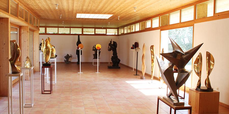 Ausstellungspavillon Wander Bertoni Ansicht 4