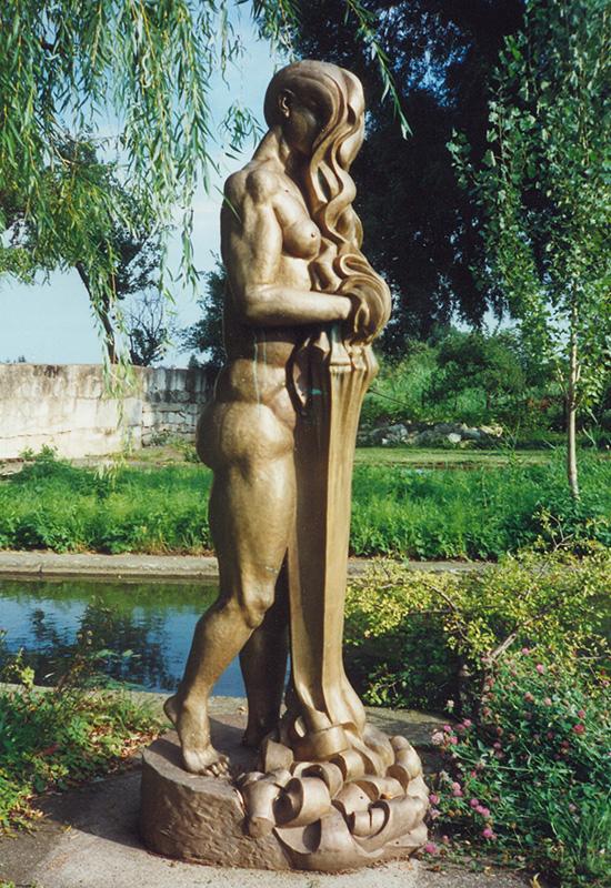 Wander Bertoni, Wasser, 1992-93