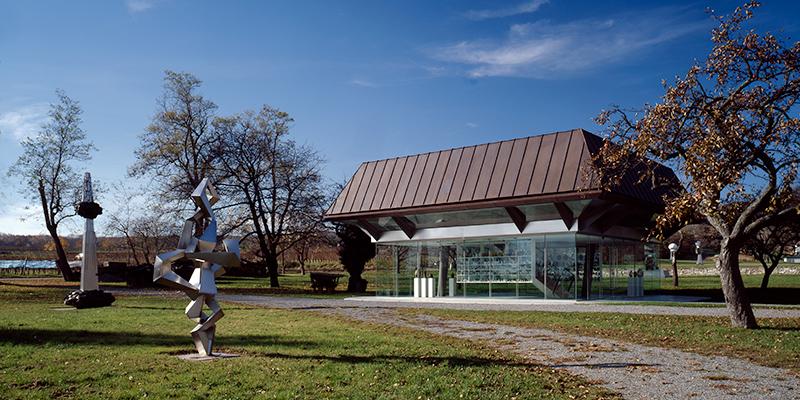 Das Eiermuseum am Gelände des Freilichtmuseums Wander Bertoni